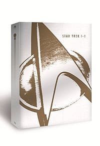 Star Trek I to X Limited Collectors Edition Blu-ray