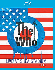The Who: Live At Shea Stadium 1982 Blu-ray