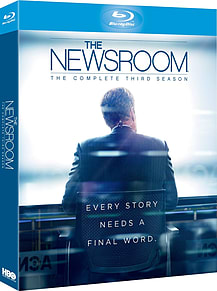 The Newsroom Season 3 Blu-ray