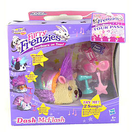 Fur Real Furry Frenzies FurrStars On Tour - Dash McFlash Figurines and Sets