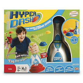 Hyper Dash Target Tagging Race Course Game Figurines and Sets
