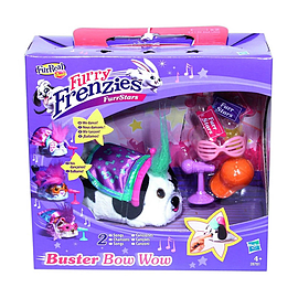 Fur Real Furry Frenzies FurrStars On Tour - Buster Bow Wow Figurines and Sets