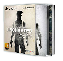 Uncharted: The Nathan Drake Collection - Special Edition - Only at GAME PlayStation 4