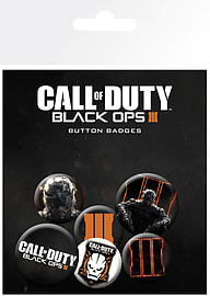 Call of Duty: Black Ops III Badge Pack Badges