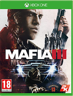 Mafia III Xbox One Cover Art