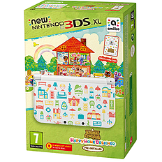 Nintendo 3DS XL Animal Crossing: Happy Home Designer Bundle Nintendo 3DS