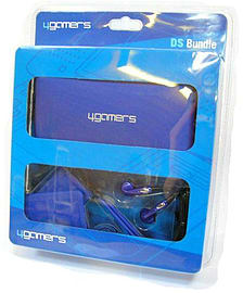 4Gamers DS Accessory Bundle - Blue NDS