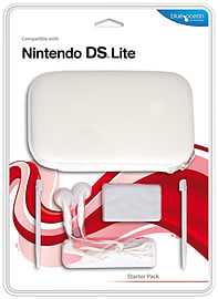Blue Ocean DS Lite Starter Pack - White NDS