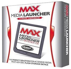 Datel Max Media Launcher NDS