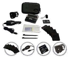 Pair and Go DS Lite Mega Pack - 15 Piece Accessory Pack NDS