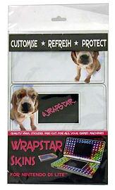 Wrapstar Cast Vinyl DS Lite Skin - Puppy Love 1 NDS