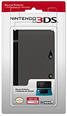 Hori 3DS Silicone Protector - Black 3DS