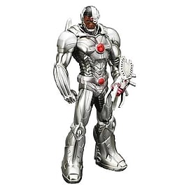 DC Comics Artfx+ Statue Justice League Cyborg New 52 Figurines and Sets