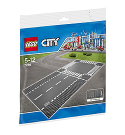 Lego Bricks and More : Straight and Crossroad Plates Blocks and Bricks