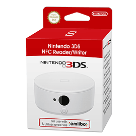 Nintendo NFC Reader-Writer for Nintendo 3DS and Nintendo 3DS XL Consoles Accessories