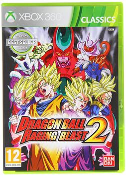 Dragon Ball: Raging Blast 2 Classics XBOX360