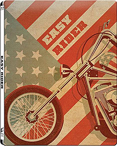 Easy Rider: Steelbook Edition Blu-ray
