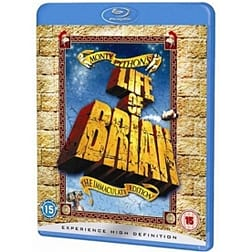 Monty Pythons Life of Brian Steelbook Edition Blu-ray