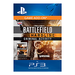 Battlefield Hardline Criminal Activity PlayStation 3