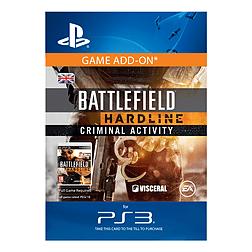 Battlefield Hardline Criminal Activity PlayStation 3