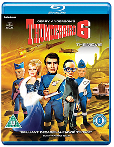 Thunderbirds 6: The Movie Blu-ray