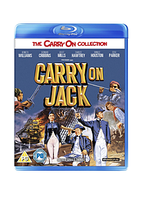 Carry On Jack Blu-ray