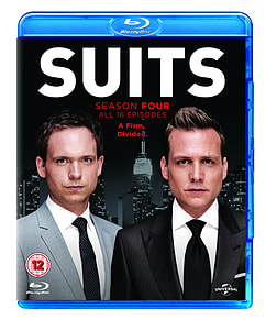 Suits: Season 4 Blu-ray