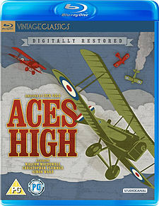 Aces High Blu-ray