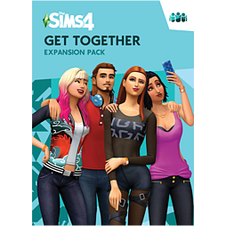 The Sims 4 Get Together Expansion Pack PC Games