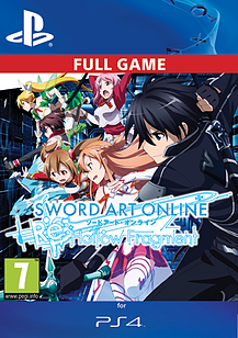 Sword Art Online Re: Hollow Fragment PlayStation 4
