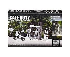 Mega Bloks Call of Duty Alpine Rangers Blocks and Bricks