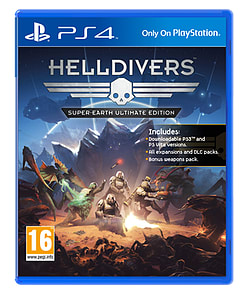 Helldivers Super-Earth Ultimate Edition PlayStation 4