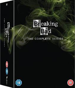 Breaking Bad: The Complete Series [DVD]: Breaking Bad: The Complete Series [DVD] DVD