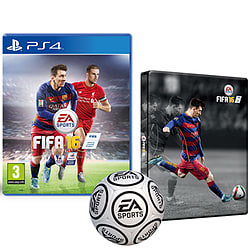 FIFA 16 With Only At GAME Preorder Pack PlayStation 4