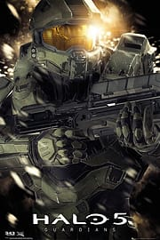 Halo 5 Master Chief Poster 61x91.5cm Posters