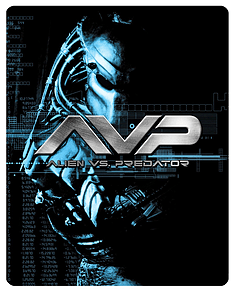 Alien Vs Predator: Limited Edition Steelbook Blu-ray