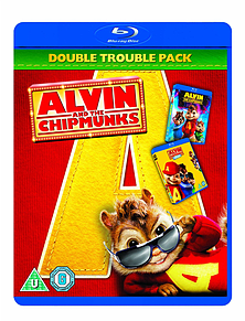 Alvin And The Chipmunks and Alvin And The Chipmunks: The Squeakqual Blu-ray