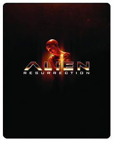 Alien Resurrection: Limited Edition Steelbook Blu-ray