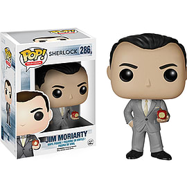 POP! Sherlock - Moriarty Scaled Models