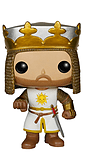 Monty Python and the Holy Grail - King Arthur Pop Vinyl screen shot 1