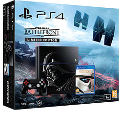 Limited Edition Star Wars Battlefront PlayStation 4 1TB Console PlayStation 4