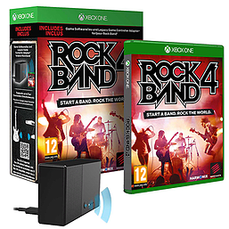 Rock Band 4 With Legacy Instrument Adapter For Xbox One Xbox One