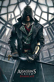 Assassins Creed Syndicate Big Ben Maxi Poster Posters