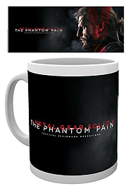 Metal Gear Solid Cover 10oz Drinking Mug Home - Tableware