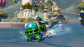 Dive Bomber - Skylanders SuperChargers Vehicle screen shot 2