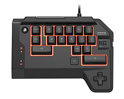 PS4 Tactical Assault Commander 4 - Keyboard and Mouse Accessories