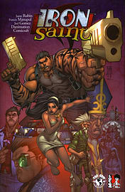 The Iron Saint TPB Books