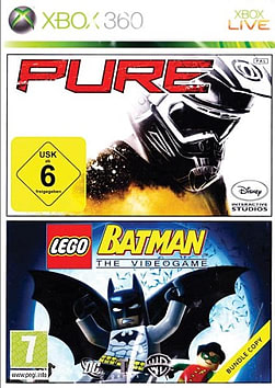 Pure + Lego Batman - Double Pack XBOX360
