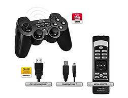 Speedlink PS3 Starter Kit 4in1 - Black PS3