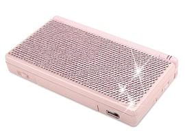 Speedlink Crystal Sticker DSL - Pink NDS